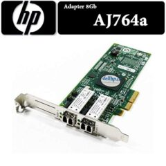 آدابتور HP HBA Adapter 8Gb AJ764a