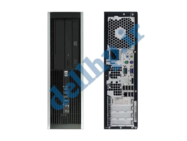 کیس استوک hp 8000/ intel core E8400/2GB DDR3/250GB