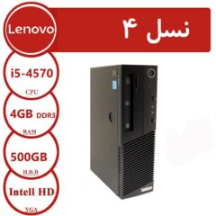 کیس استوک Lenovo ThinkCentre M93p